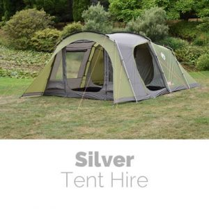 Silver Tent Hire